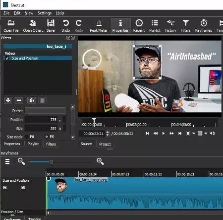 Software Terbaik Untuk Tukar Wajah Dalam Video Brankaspedia Blog Tutorial Dan Tips