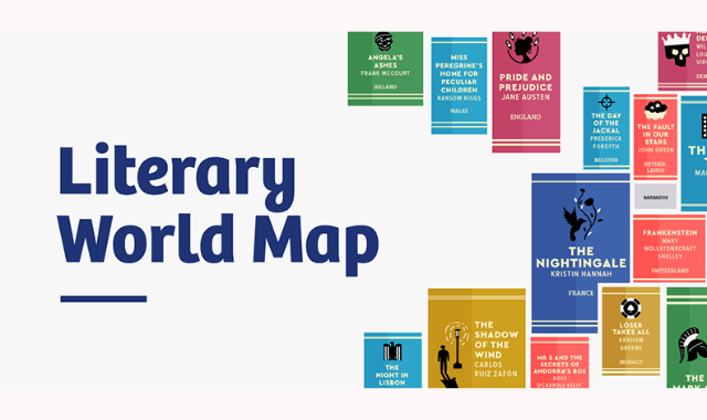 Famous Book Sets Around the World