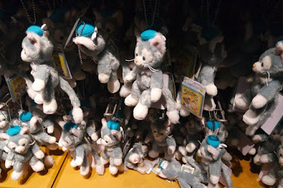 Gelatoni Cat Plush Toys at Tokyo Disneysea Japan