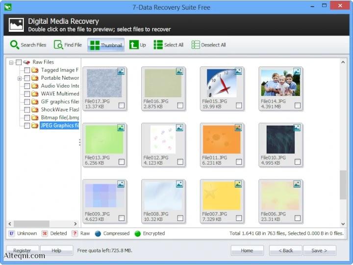 برنامج 7-Data Recovery Suite Portable
