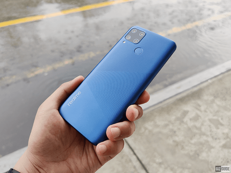 6,000mAh beast realme C15 is coming to the Philippines on August 20