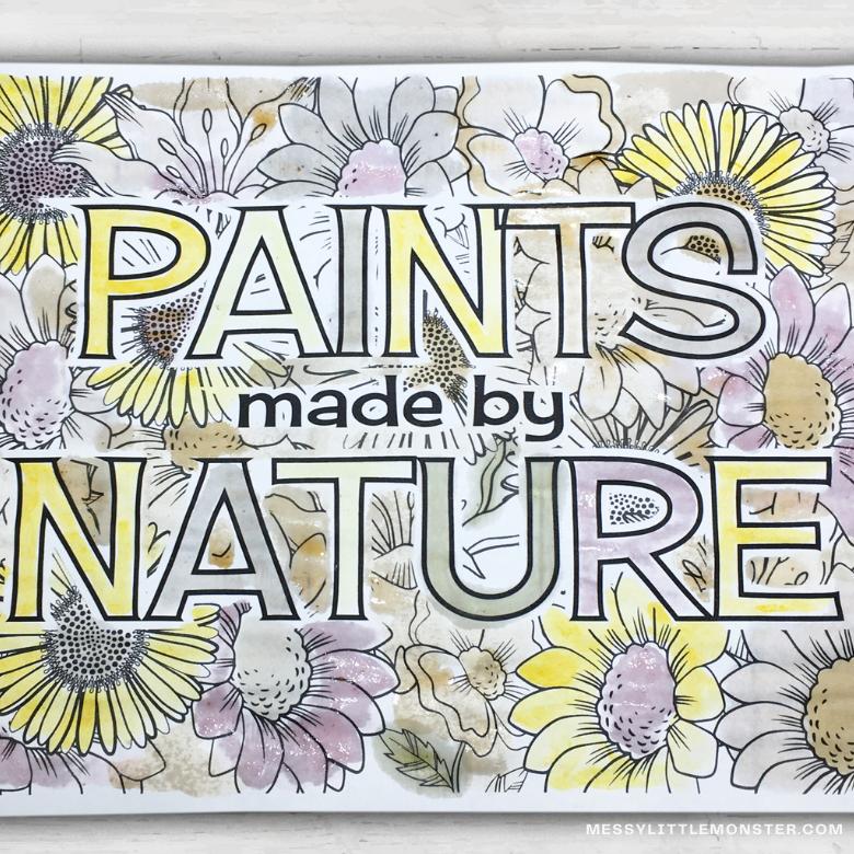 nature paint