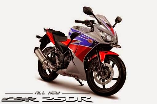 Honda CBR 250R Three Colors