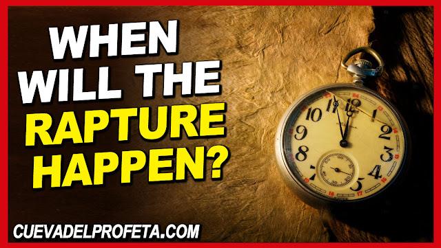 When will the Rapture happen - William Marrion Branham Quotes
