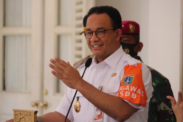 Survei Ungkap Anies Baswedan Paling Responsif Tangani Corona, Ridwan Kamil Urutan Terakhir