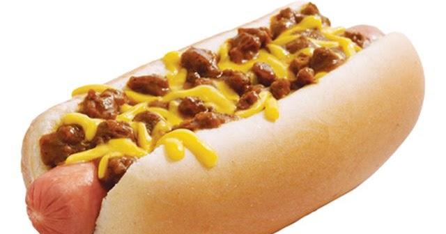 Plain Hot Dog Clip Art