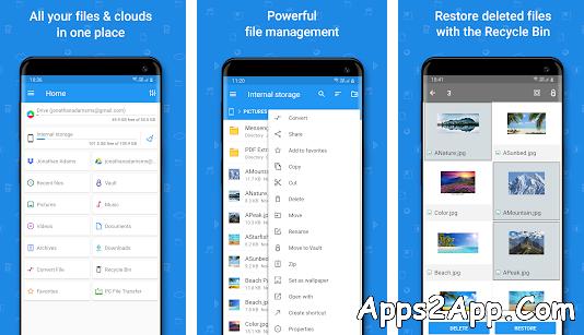 File Commander – File Manager/Explorer APK v6.5.34427 [Premium Mod] [Latest]