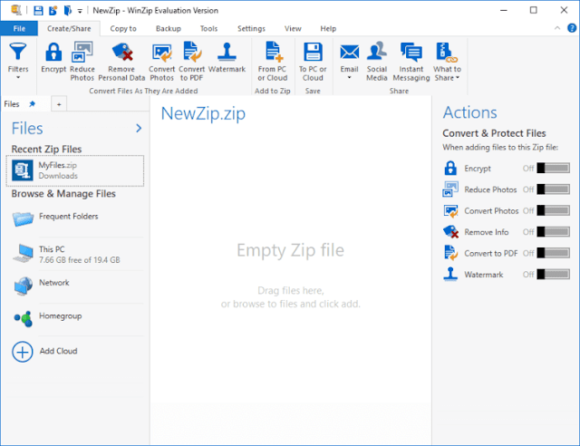 Download WinZip For Pc