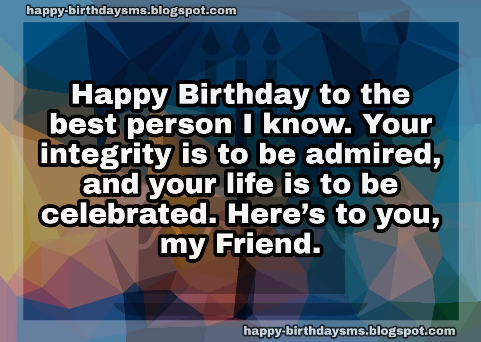 50 best birthday message