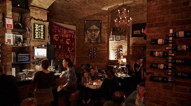 Bares românticos em Budapeste