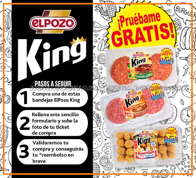Prueba gratis la gama ElPozo King