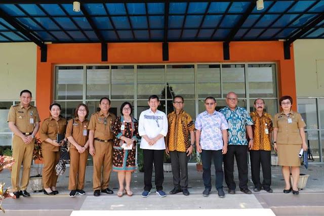 Dihadiri Walikota , Pemkot Manado buat MOU dengan Poltekes Manado