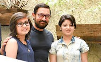 Zaira Wasim With Amir Khan