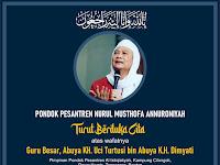 Biografi Lengkap Abuya KH. Uci Turtusi bin Abuya Dimyathi, Silsilah dan Pesantren