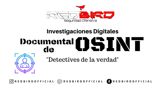Investigaciones Digitales | Documental OSINT