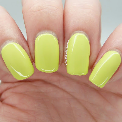 Barry M Coconut Infusion Lemonade