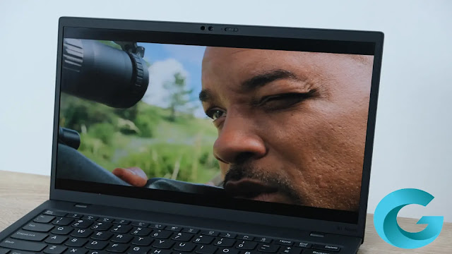 """The ThinkPad X1 Nano has a 13-inch screen with a rather """"weird"""" resolution of 2160 x 1350 pixels"""