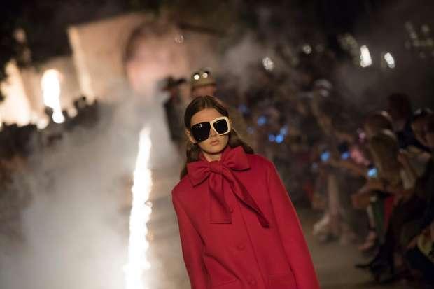 """صور من .. #عرض_أزياء """"Gucci"""" لعام 2019"""