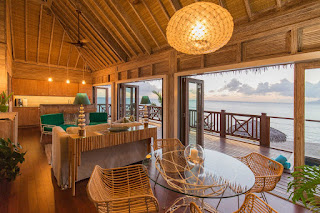 Honeymoon Destinations with Overwater Bungalows carribean