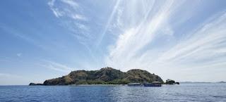 Kanawa Island, Parque Nacional de Komodo, Indonesia.