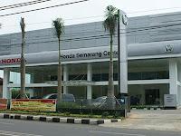 Alamat dan Nomor Telepon Bengkel Resmi Mobil Honda Semarang Center