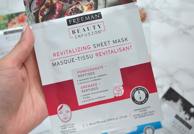 Freeman Revitalizing Sheet Mask Review