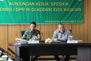 Pangdam XVIII/Kasuari : Wilayah Papua Barat Aman dan Kondusif