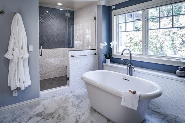 master bathroom closet design ideas