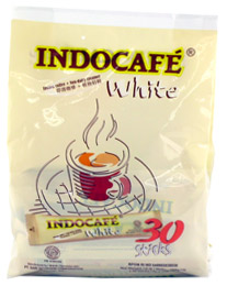 My Life: My Low Calorie Coffee : IndoCafe White