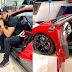 El nuevo carro de mas de 150 millones de pesos dominicanos del artista EL Alfa