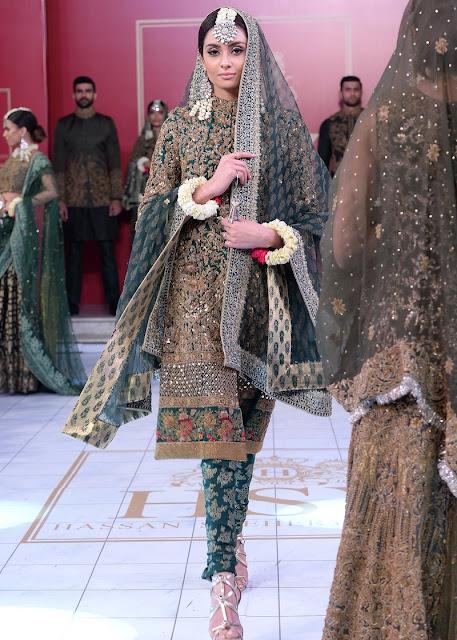 HSy Taj mahal bridal dress