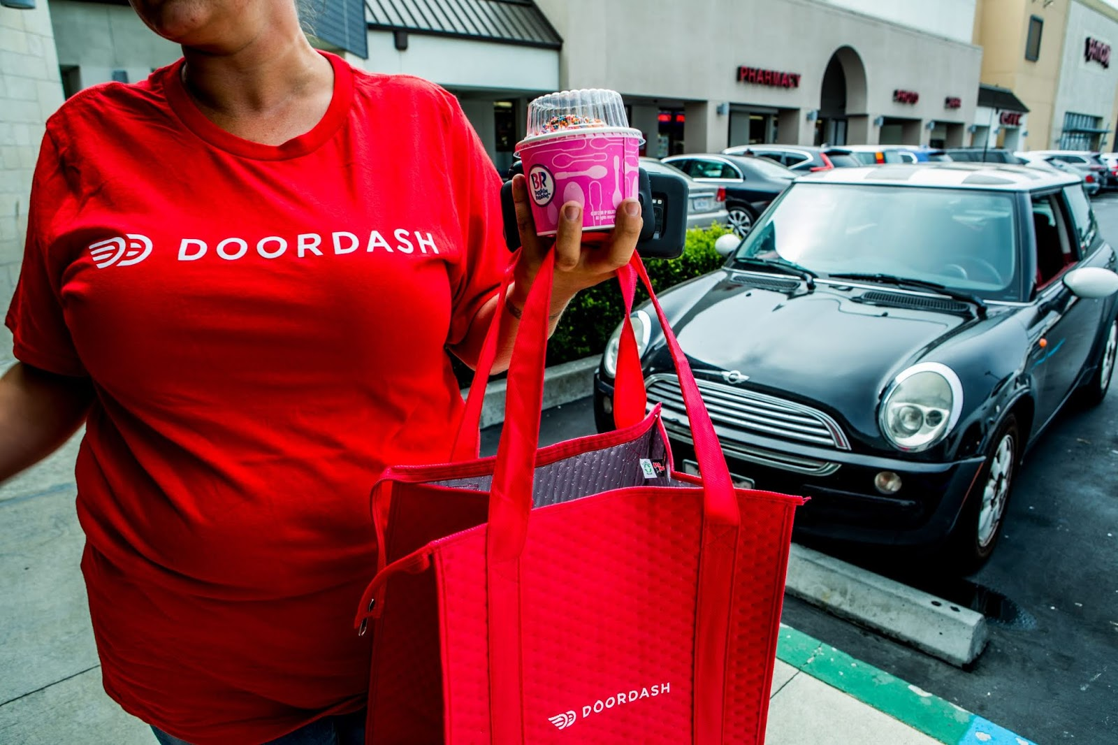 Tips and how to get started making money with Doordash