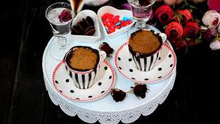 evde çikolatalı türk kahvesi, çikolatalı türk kahvesi nasıl yapılır - KahveKafeNet