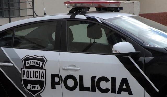 Viatura Polícia Civil Paraná