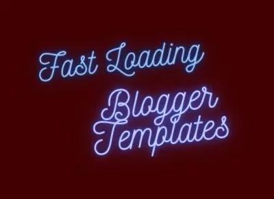 3 Best AMP Template For Blogger 2021