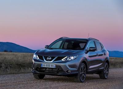 Το QASHQAI σπάει το ρεκόρ παραγωγής της Nissan στην Ευρώπη