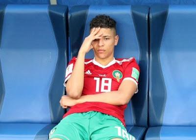 بطريقة غريبة.. حارث يرد على إبعاده المفاجئ من لائحة المنتخب المغربي – صورة