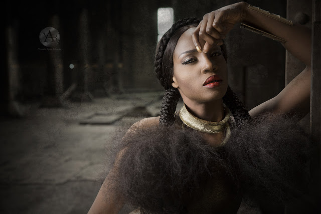 Fierce much! Seyi Shay serves major hotness in new photos