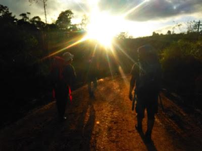 Respon kemanusian, Desa Cileuksa Sukajaya Bogor
