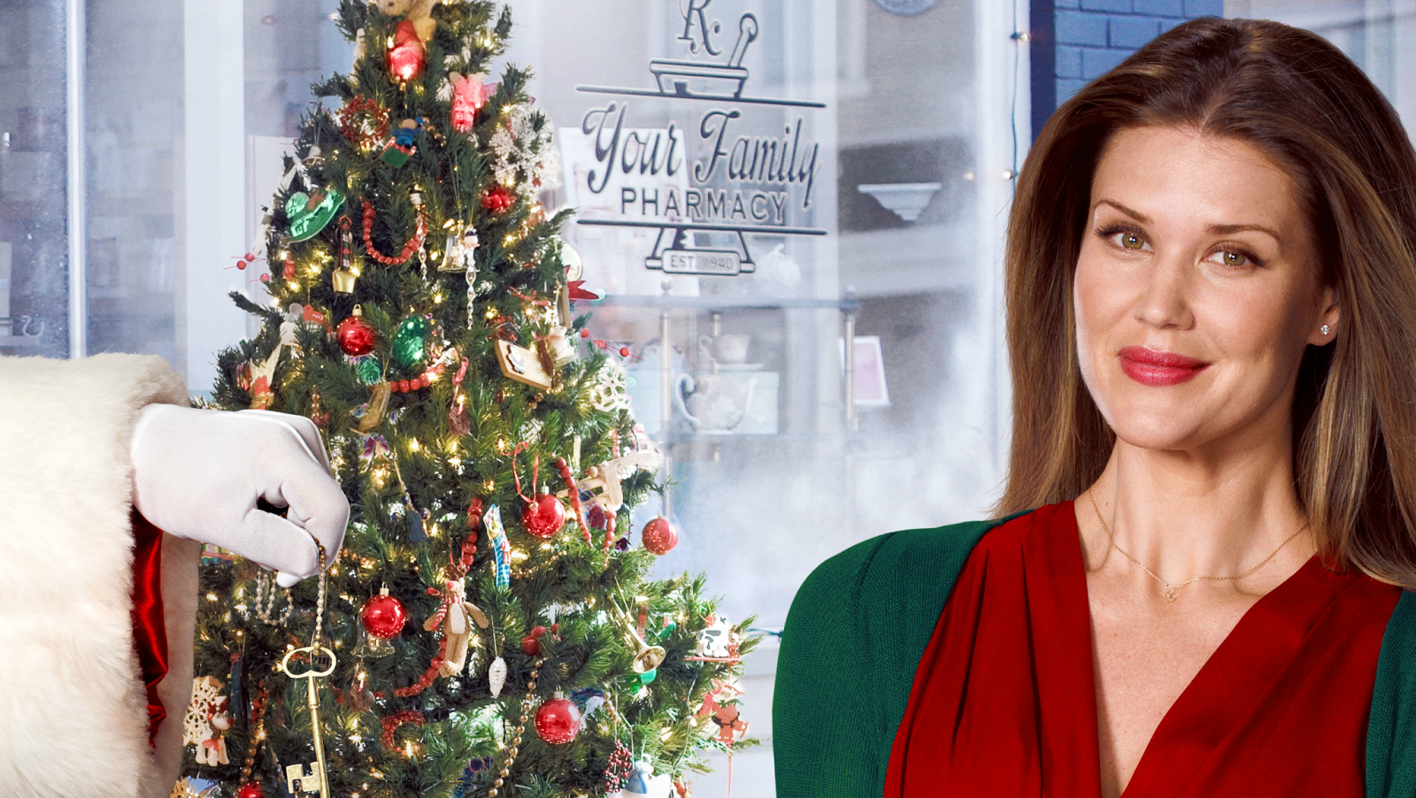 Promo Art for the Hallmark Channel Movie - Tis the Season for Love