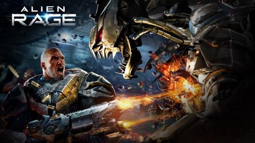 Alien Rage Free