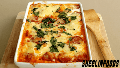 best Barilla oven ready lasagna {just 20 min}