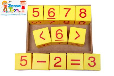 Cubos Numericos