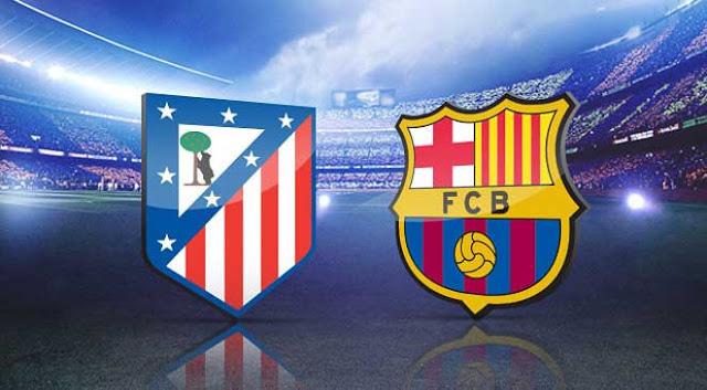 كواليس الاتفاق السري بين برشلونة وأتلتيكو مدريد