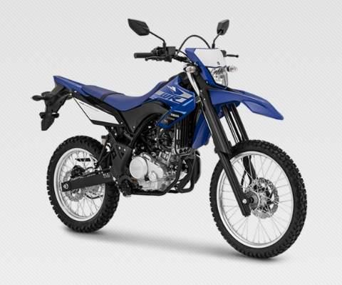 WR150R pilihan warna Yamaha Biru