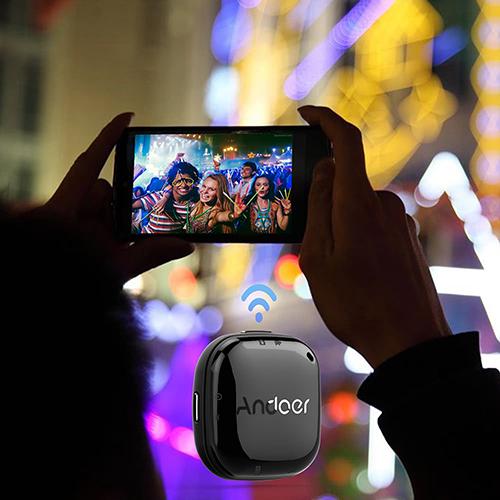 عرض اليوم: كاميرا Andoer G1 بحجم اصابع يدك | بحرية درويد