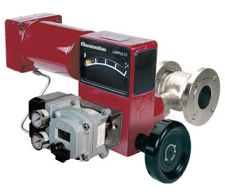 industrial valve for severe service
