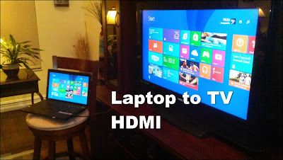 Laptop To Tv Hdmi