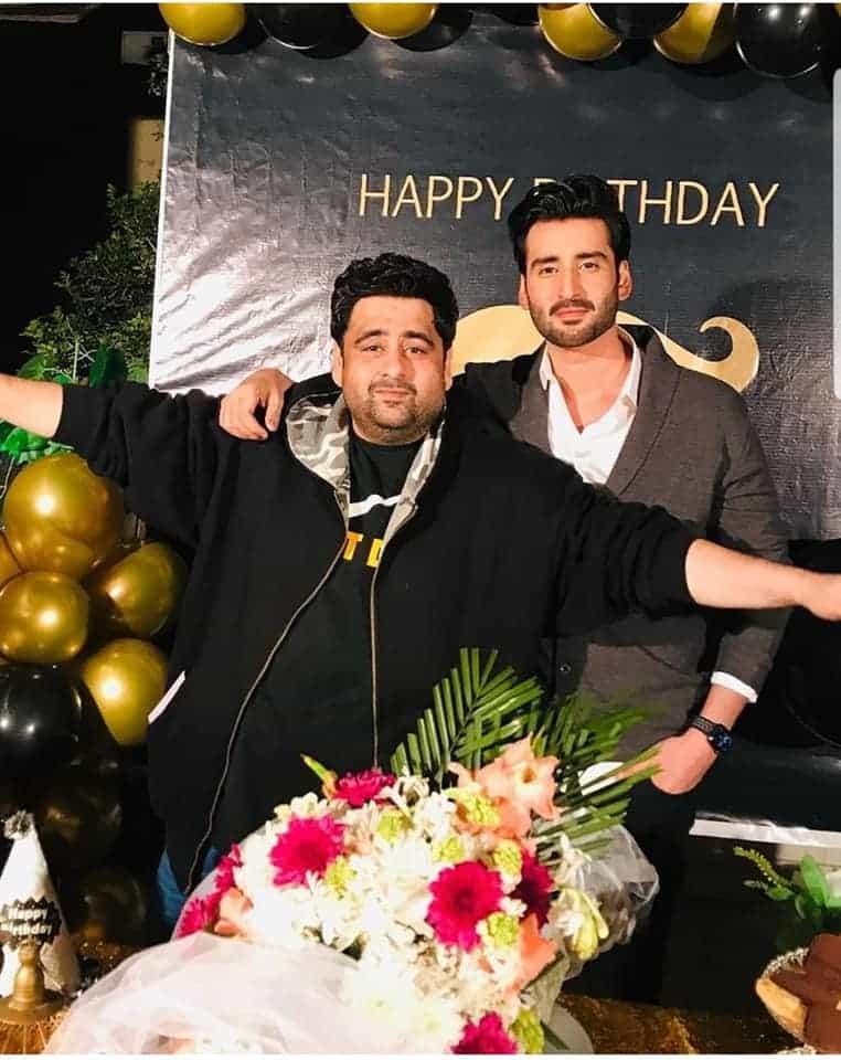 agha Ali birthday