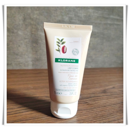 Klorane Body Lotion